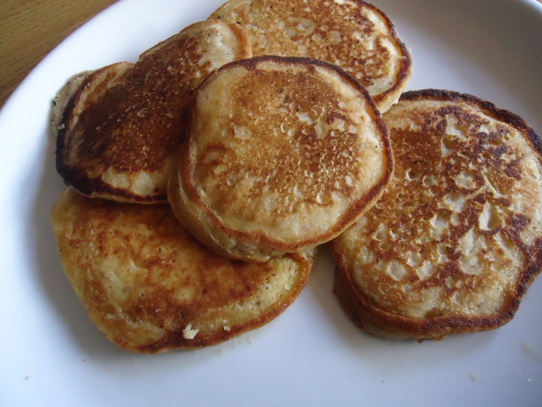 The Perfect Vegan Pancake